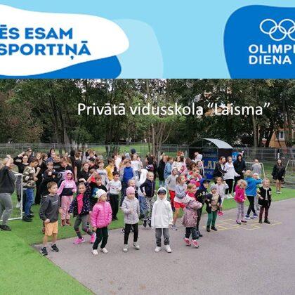 Olimpiskā diena 2020