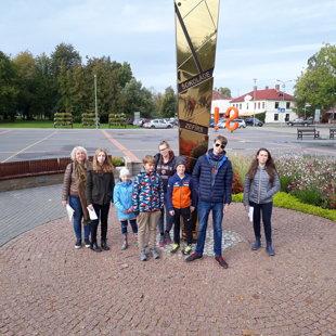 Ekskursija uz Siguldu 2017.gada septembrī