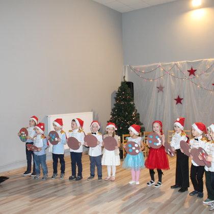 Ziemassvētku koncerts vecākajā grupā