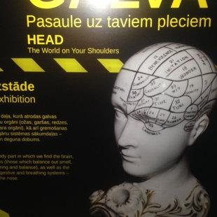 Devāmies atklāt pasauli uz pleciem P.Stradiņa Medicīnas muzejā
