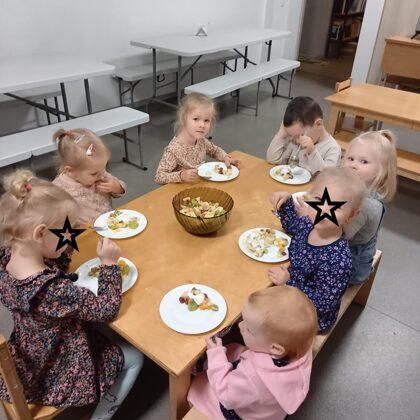 Veselīgs uzturs ar pirmo grupu