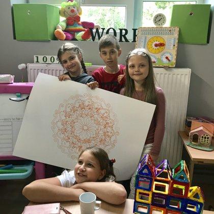 Dizaina nodarbības bērniem