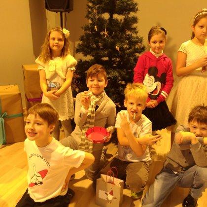 1. un 2. klases Ziemassvētku pasākums