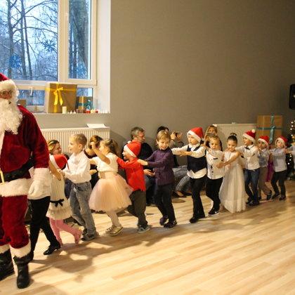 Ziemassvētku koncerts pirmsskolā